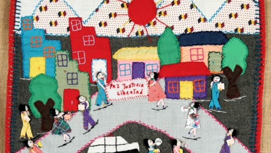 Conflict Textiles Exhibition