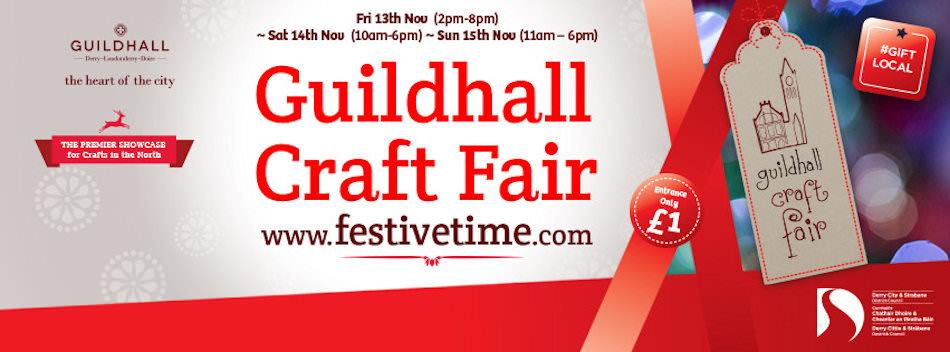 Guildhal Craft Fair