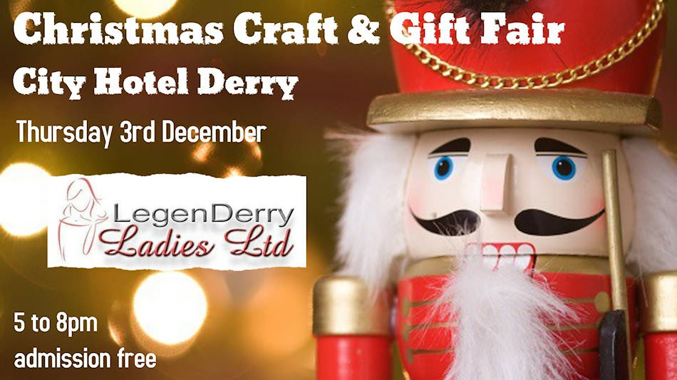 Legenderry Ladies Christmas Craft Fair