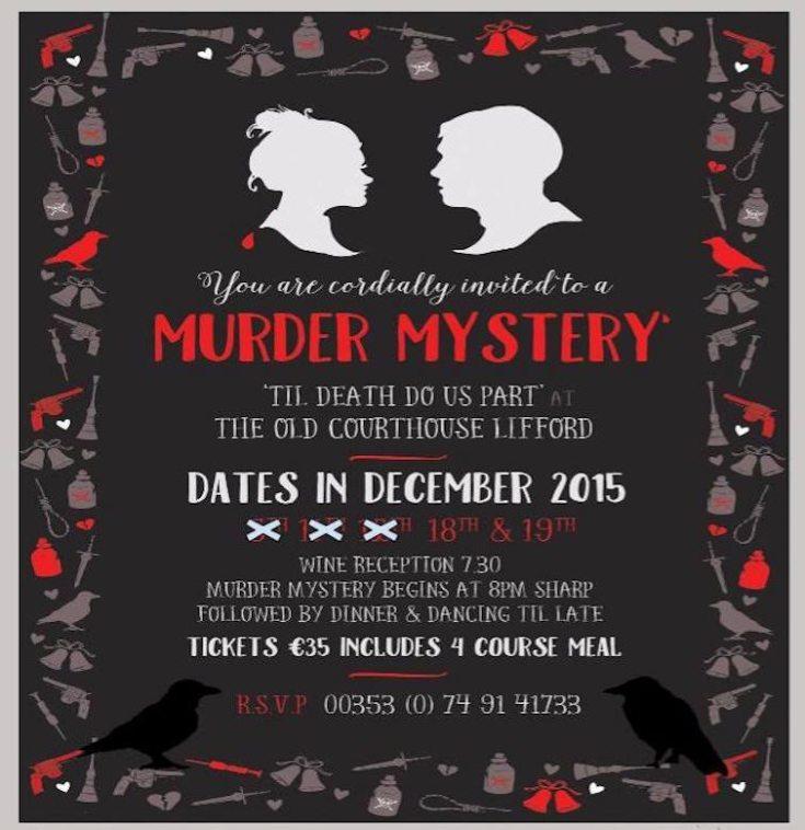 Murder Mystery Lifford 2