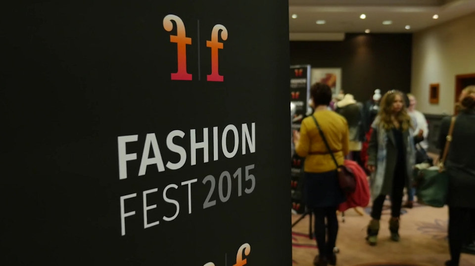 Fashion fest Derry 2015